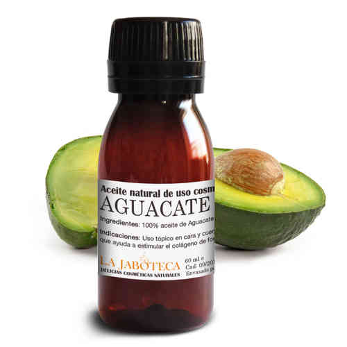 AGUACATE - aceite 60 ml